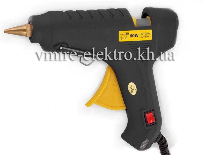 Клеевой пистолет с кнопкой 11,2 мм 60 W Sigma