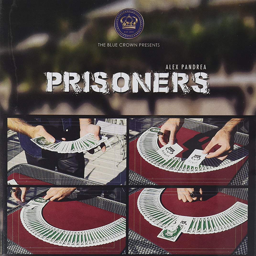 Prisoners by Alex Pandrea and The Blue Crown - Trick