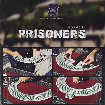 Prisoners by Alex Pandrea and The Blue Crown - Trick, фото 2