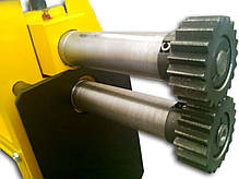 Зиговочный ручной станок, зиговка, зиг-машина ZB-1.5, фото 2