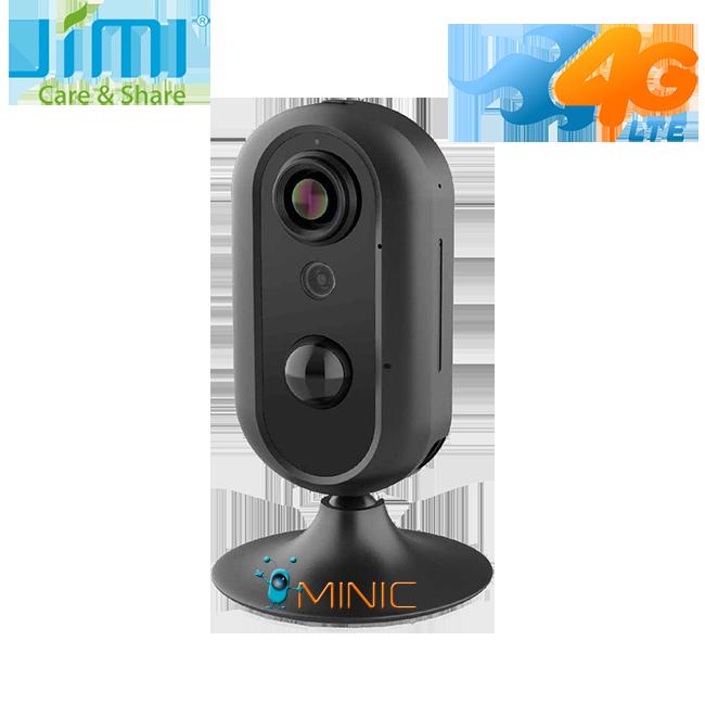 Мини камера видеонаблюдения 3G/4G Wi-Fi IP JIMI JH007