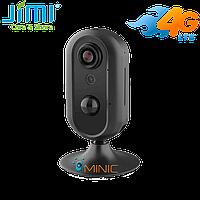 Мини камера видеонаблюдения 3G/4G Wi-Fi IP JIMI JH007, фото 1