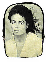 Джинсовый рюкзак Майкл Джексон 9, фото 1