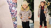 Детский зимний костюм очень теплый