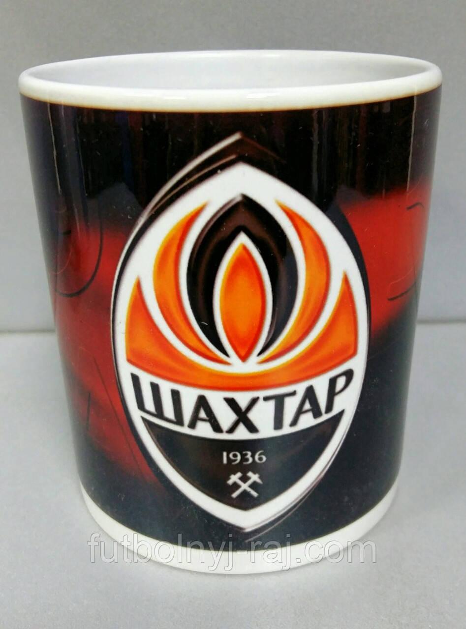 Чашка чайная футбольная ФК Шахтар