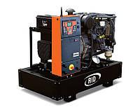 Трехфазный дизельный генератор RID 500 G-SERIES (440 кВт)