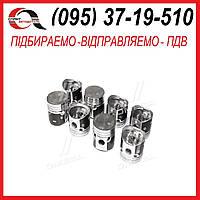 Поршень цилиндра ЗИЛ-130 d=100,0 (8 шт) (пр-во Завод Двигатель) 130-1004015П-А3, ЗИЛ-131, УРАЛ-375