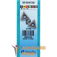 Пластина TeaguTec TCMT16T304-MT CT3000