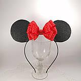 Обруч мишка Прикраса для волосся обруч міккі маус, фото 4
