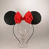 Обруч мишка Прикраса для волосся обруч міккі маус, фото 3