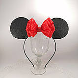 Обруч мишка Прикраса для волосся обруч міккі маус, фото 2