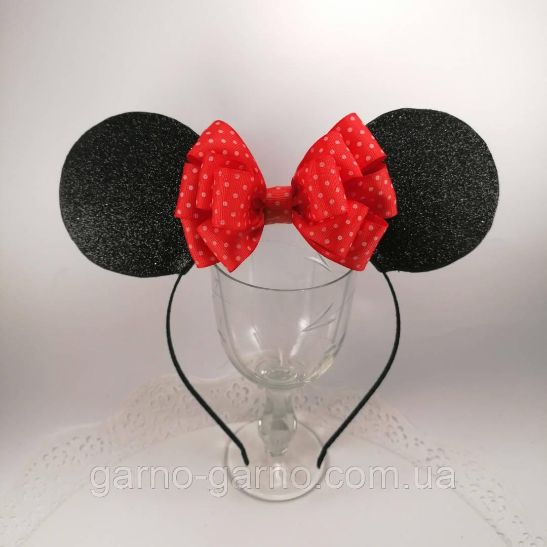 Обруч мишка Прикраса для волосся обруч міккі маус