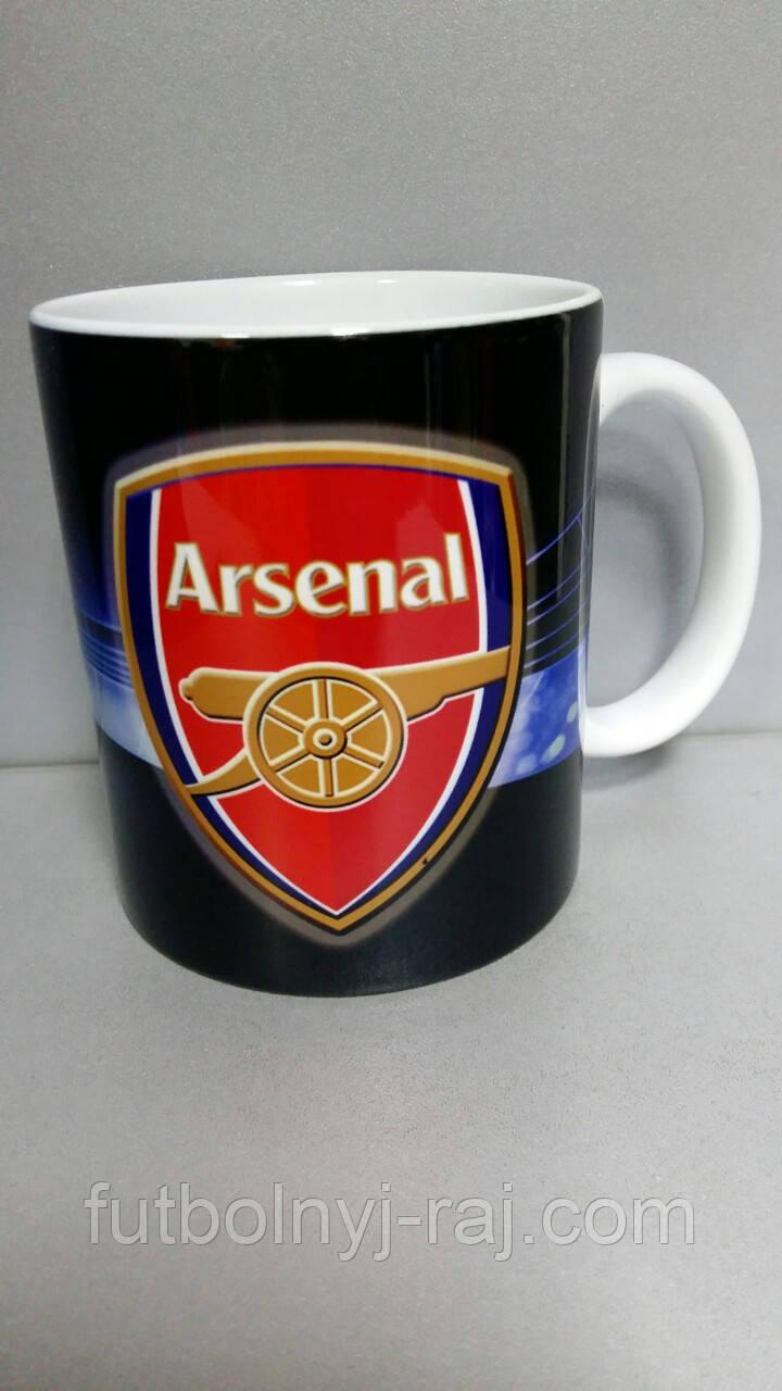 Чашка FC Arsenal.