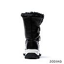 Ботинки женские зимние кожаные натуральный мех b8978-2s, фото 3
