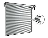 Рулонные ворота DoorHan с вальным приводом из сплошного стального профиля RHS117, фото 1