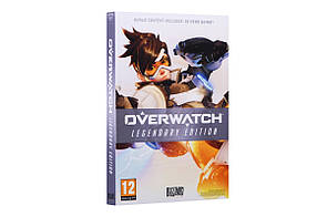 Диск с игрой Overwatch Legendary Edition для  PC