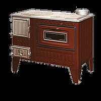 Дровяная печь-кухня Duval