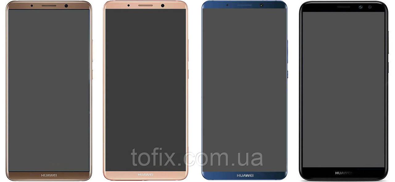 Дисплейный модуль (экран и сенсор) для Huawei Mate 10 Pro (BLA-L29, BLA-L09), оригинал