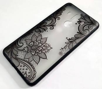 Чехол Yotoo пластиковый для Huawei Mate 10 Pro с рисунком цветы 1