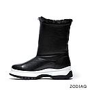 Ботинки женские зимние кожаные натуральный мех b8978-2s, фото 4