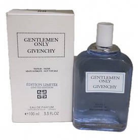 Tester мужской Givenchy Gentlemen Only Limited Edition EDP