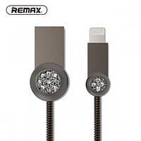 Металический Lighting кабель для iphone ipad Remax Martin RC-028i