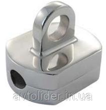 Нержавеющий зажим для троса с проушиной, А4 (AISI 316)