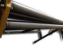 Вальцы ручные ВВМ610, ВР1300x0,8, ВР1300x1,5   Станок вальцовочный электромеханический ВЭР1300x1,5, фото 2