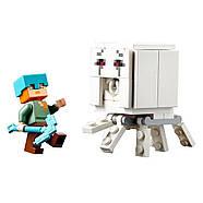 """Конструктор Minecraft Bela 10393 """"Подземная крепость"""" (аналог Lego 21122 Майнкрафт), 562 детали, фото 6"""