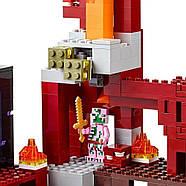 """Конструктор Minecraft Bela 10393 """"Подземная крепость"""" (аналог Lego 21122 Майнкрафт), 562 детали, фото 7"""