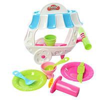 Пластилин Мороженое MK 2748 набор для творчества для детей