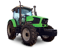 Трактор 6W Deutz-Fahr
