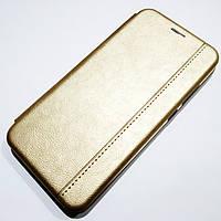 Чохол книжка Momax New для Xiaomi Redmi Note 8 Pro Золотистий