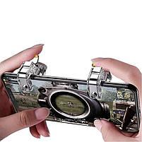Триггеры для телефона PUBG Mobile R-11 ORIGINAL (Тригер для смартфона, Джойстик, Геймпад, Трігіри, Пубг, ПАБГ), фото 7