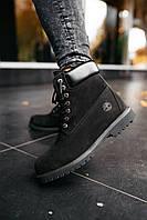 Зимние ботинки Timberland ⛄ (ЛАК)