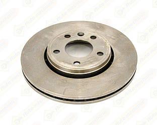 Гальмівний диск передній 305.5 mm на Renault Trafic II 2001->2014 — NK - 203639