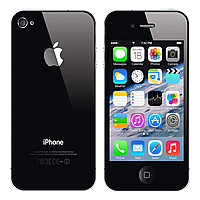 Refurbished iPhone 4s Black 16 Gb Полный комплект