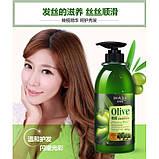 Шампунь для волос с оливковым маслом Bioaqua, восстанавливающий, 400 мл, фото 2