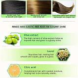 Шампунь для волос с оливковым маслом Bioaqua, восстанавливающий, 400 мл, фото 6