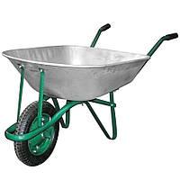Тачка садова 140 л, 150 кг, одноколісна, Forte WB6203 (33308)