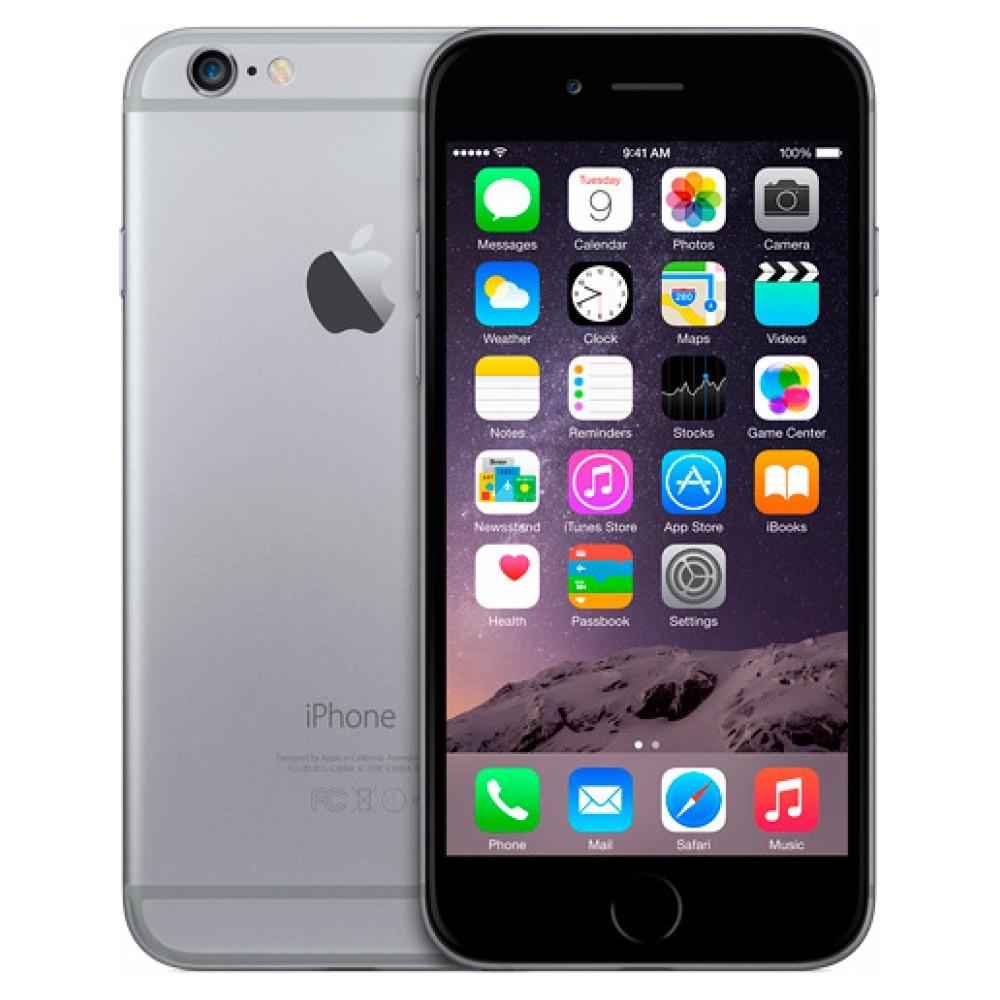 Refurbished  iPhone 6s 64 Gb Space Gray Полный комплект