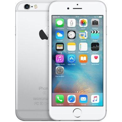 Refurbished  iPhone 6s 64 Gb Silver Полный комплект