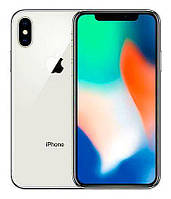 Refurbished iPhone X 64 Gb Silver Полный комплект