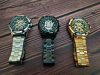 Часы с автоподзаводом Winner Skeleton, 3 варианта, фото 1