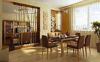 Столы и стулья для столовой комнаты