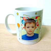 Печать Вашего фото на чашке