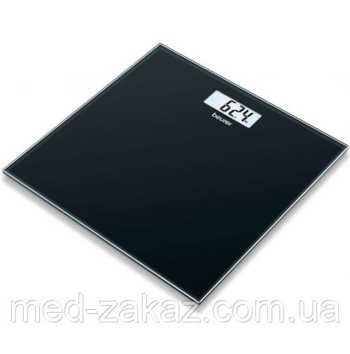 Стеклянные весы BEURER GS 10 Black
