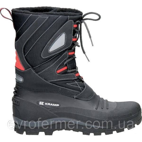 Зимние непромокающие мужские ботинки Canadian boots для работы и активного отдыха