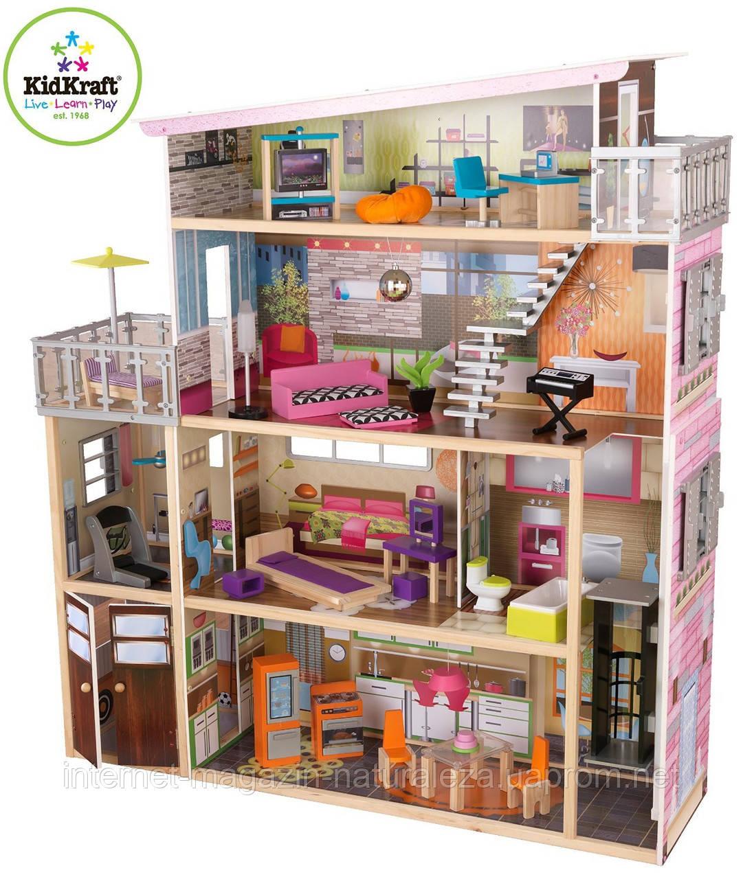 Кукольный дом ТМ Kidkraft Soho 65277