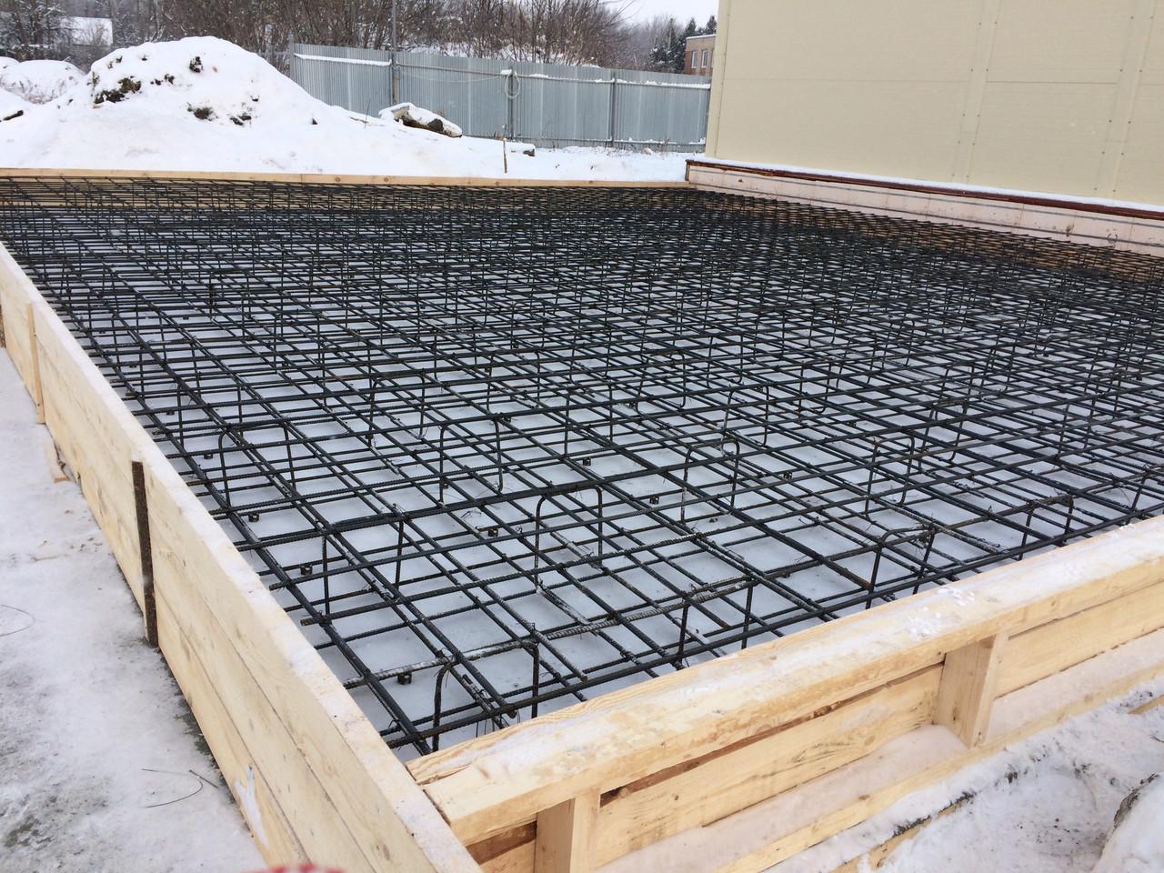 Промислові підлоги. Монолітні бетонні роботи.